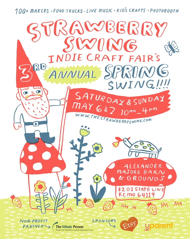 Spring Swing 2017 Makers & Activities