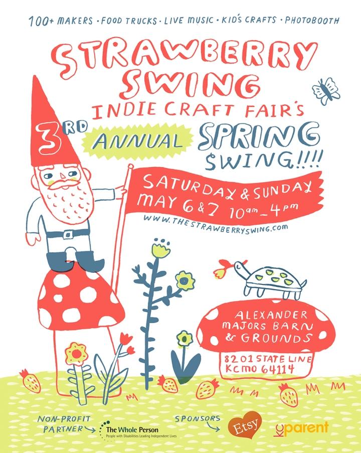 Spring Swing 2017 Makers &Activities