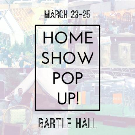 Home Show Pop-Up!