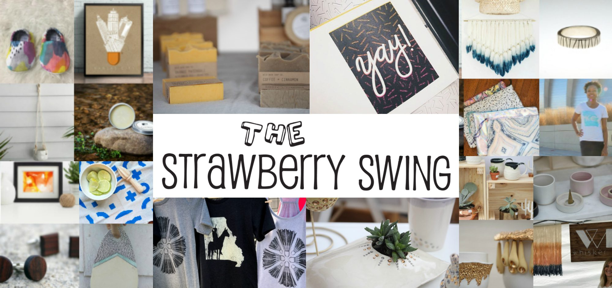 The Strawberry Swing Indie Craft Fair