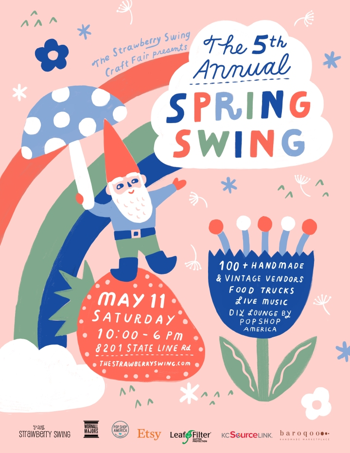 The 5th Annual Spring Swing Makers andShakers!